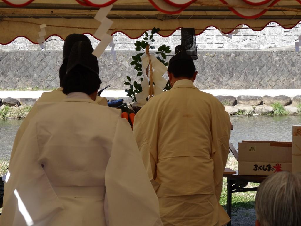 諫早大水害殉難者慰霊祭ならびに東日本大震災復興祈願祭4