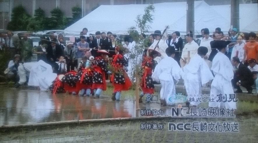 ふるさと讃歌(NCC)お田植祭160720_5